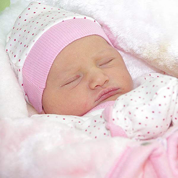 Изписване на бебе