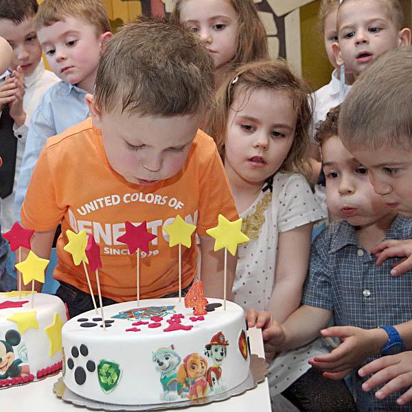 Детски рожден ден